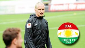 Henrik Löfkvist har skrivit på ett nytt kontrakt med Dalkurd FF.