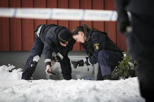 Polisen utreder nu dödsskjutningen på Ringargatan i Kvarnsveden.