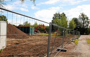Enhörna behöver fler bostäder och en möjlig plats är tomten där Ekeby förskola låg.