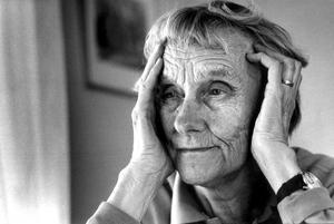 Foto: Yvonne Åsell/SCANPIX  Astrid Lindgren, en av Jimmie Åkessons inspirationskällor men provocerade på sin tid.