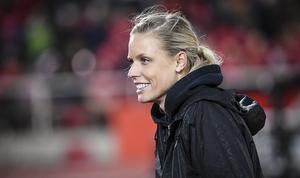 Erika Kinsey har hittat rätt på alla sätt. Efter helgens tävling i Nederländerna är hon tvåa på världsbästalistan för 2019. Foto: TT
