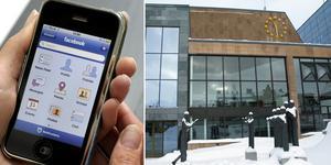 Facebook och Handelskammaren bjuder in företagare att diskutera digitalisering och dess möjligheter på Storsjöteatern. Foto: TT/Malin Palmqvist Mittmedia