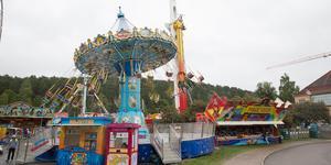 I slutet av augusti är det dags för nästa års upplaga av Södertäljefestivalen. Tivolit lockade många vid årets upplaga.