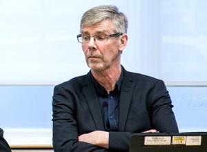 Trots vändningen på slutet är det underskottspolitiken som  dominerar sammanfattningen av landstingsrådet Gunnar Barkes (S) politiska gärning.