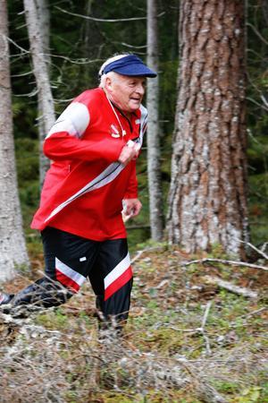 Lars Ekman har avlidit. Här en bild från 2008. Foto: Arkiv/Leif Lundberg