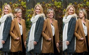 Vänner och delägare – Eva-Lena Rylander och Jannice Thelander, är delägare i Tistel av Evalena.