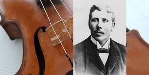 Anders Gustaf Andersson föddes på Mörkö 1868 och började tidigt med musiken. På söndag firas han på Mörkö.