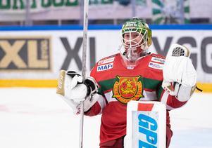 Isak Wallin är fostrad i Mora IK och har spelat elva matcher i SHL för klubben. Foto: Daniel Eriksson/BILDBYRÅN
