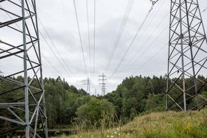 En stor serverhall kan förbruka upp till 500 megawatt el, skriver signaturen.