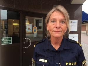 Inre polisbefäl, Terese Heidenborg, berättar att samtliga brottsanmälningar som gjorts gällande incidenter som skett på Ekebyskolan nu kommer att gås igenom av polisen för en samlad bedömning.