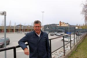 Lars-Göran Dahl tillträder sin nya roll per omgående. Arkivbild.