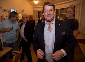 Anders Gäfvert är en sann Härnösandspatriot.