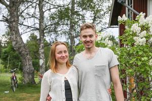 Cecilia Rydberg och Ludvig Noreen.