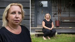 Kristina Visén lider av sjukdomen lipödem.
