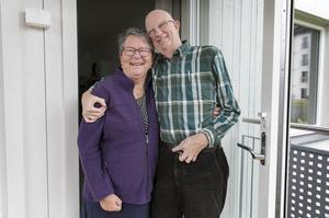 Janita Runudde och Dan Olsson.