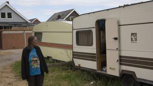 Susanne Alm känner oro och frustration. – Man undrar ju vad kommunen gör för hyrespengarna.