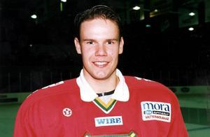 Mikael Simons i Moratröjan. Foto: Arkiv