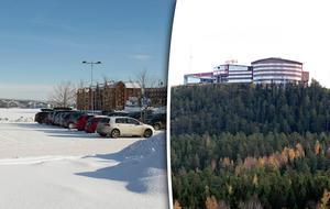 Ett nytt hotell planeras i Inre hamnen. Då säger Ankan grattis till Hotell Södra berget som även har parkeringar att erbjuda. Bild: Markus Toivonen / Johan Engman