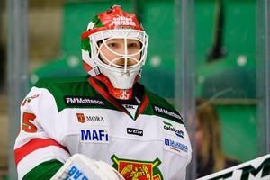 Engstrand har kontrakt med Mora även över nästa säsong. Foto: Anders Bjurö/BILDBYRÅN