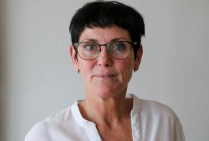 Katarina Hansson, Socialdemokraterna, Kumla hoppas att Kumlaborna fortsätter välja hennes parti framför utmanarna.