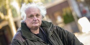 Dala-Demokratens chefredaktör Göran Greider (S) är knappast munter över resultatet i valet till Europaparlamentet. Foto: Bertil Ericson/TT