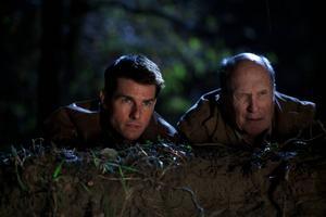Tom Cruise spelade Jack Reacher i filmen med samma titel 2012. Robert Duvall gjorde rollen som Cash i filmatiseringen av Lee Childs roman.