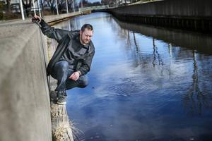 Inte ens Andreas Håberg har sett så många fiskar samtidigt.