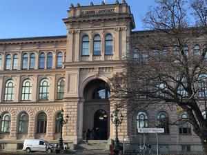 Hedbergska skolan, Sundsvalls gymnasium.