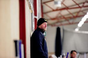 VIK:s sportchef Patrik Zetterberg.