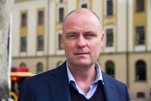 Rickard Sjöqvist, trafikutvecklare på X-trafik.