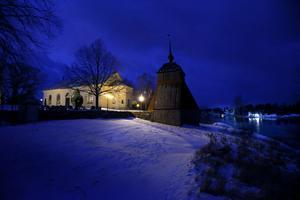 Foto: Anders Sjöberg Blidö kyrka