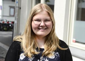 Emma Lindström, 17 år, studerande, Sundsvall