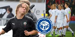 Den tidigare ÖSK-spelaren Petteri Forsell är klar för HJK Helsingfors. Foto: TT.