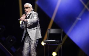 Owe Thörnqvist framför här bidraget Boogieman Blues under finalen i Melodifestivalen 2017 i Friends Arena i Stockholm. I vår ger han sig ut på turné och besöker bland annat Gävle konserthus.
