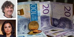 Ekonomerna Peter Karaszi och Shoka Åhrman skriver om att coronakrisen kan bli en bra start för att ändra den personliga ekonomin.