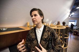 Liza Lundberg (S) är avgående ordförande för barn- och utbildningsnämnden. Hon har kritiserat chefernas sätt att hantera Lärarlönelyftet. Nu är hon nöjd med uppgörelsen som bland annat innebär att personal som tappade tusenlappar varje månad får en skriftlig ursäkt.