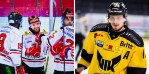 NA sänder försäsongsmötet mellan Örebro Hockey och Västerås, 11 augusti.