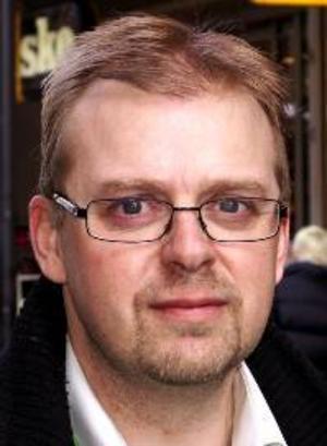 Jörgen Ågran,  45 år,  Dvärsätt:– Nej, det har jag inte. Det är tveksamt om jag ser finalen, det finns gott om andra kanaler. Det är barnen som är intresserade.