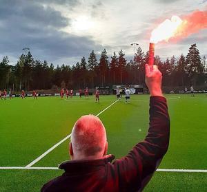 Delsbo-Dala-Järna är en ångestmatch i division 3-kvalet – även för Gustafssupportrarna.