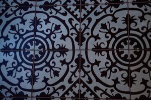Marrakech-kakel i badrummet.