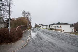 Kostnad för en gc-väg längs Fritzhemsgatan: 14,4 miljoner kronor.