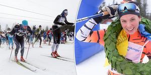 Sporten gör en storsatsning på de lokala långloppen och kommer att sända live-tv från målgången och leverera bildspel under loppens gång från tävlingarna i Jemtland Ski Tour. Foto: Andreas Olsen/Fredrik Eliasson (Montage)
