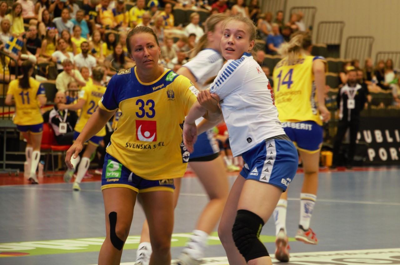 Sverige imponerade