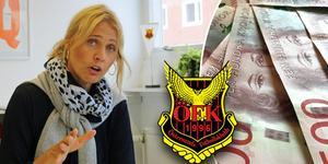 – Vi jobbar dag och natt för att lösa situationen, säger styrelseledamoten Maria Wilén.
