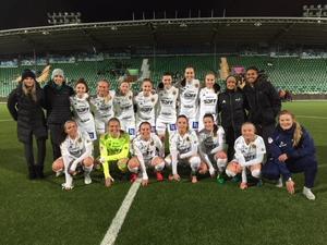 Sundsvalls DFF vann DM 2018. Bild: SDFF.