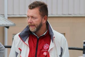 Magnus Jonsson (S), kommunalråd och styrelseordförande i Ockelbo vatten. Foto:arkivbild