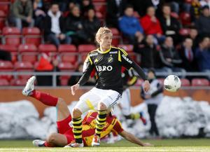 Jodå, Engblom spelade i allsvenskan säsongen efter – men inte med GIF utan med AIK.