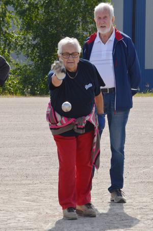 Maj Persson från Nordanstig.