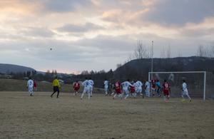 Hede och Lillhärdal spelade oavgjort i genrepet inför division fyra.