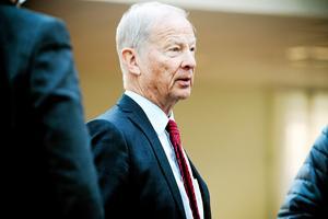 Det är en lättnad för familjen att rättsprocessen kring mordet på Tova Moberg nu avslutas förklarar Karl-Gösta Myhrberg.